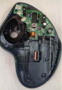 M570tの内部
