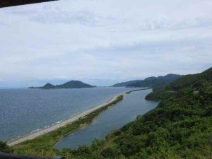 甑島列島観光ツアー 長目の浜