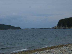 甑島観光 長目の浜